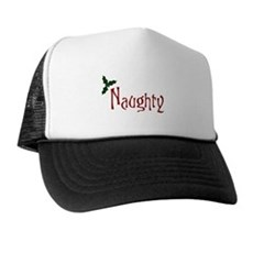 Naughty Trucker Hat