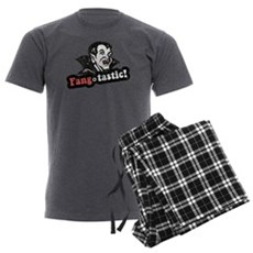 Fang-tastic! Mens Charcoal Pajamas