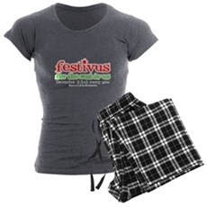 FESTIVUS™ for the rest-iv-us Womens Charcoal Paja
