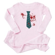 Zombie Hunter Baby Pajamas