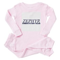 ZEPHYR COMPETITION TEAM Baby Pajamas