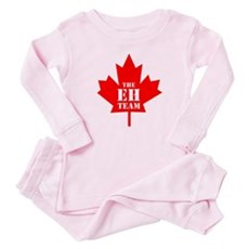 The Eh Team Baby Pajamas
