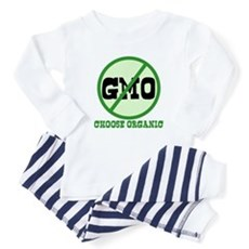 Say No to GMO Baby Pajamas