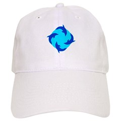 http://i2.cpcache.com/product/353507143/dolphin_ring_baseball_cap.jpg?color=White&height=240&width=240