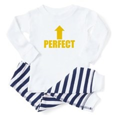 I'm Perfect Baby Pajamas