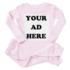 Your Ad Here Toddler Pink Pajamas