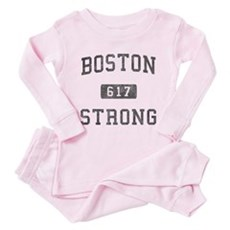 Boston Strong Pink Pajamas