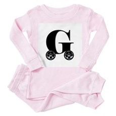 G-Ride Toddler Pink Pajamas