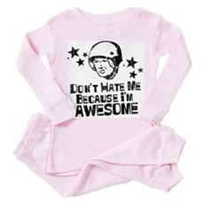 Don't Hate Me Because I'm Awesome Toddler T