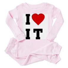 I Love [Heart] It (I Luv It) Toddler T-Shir