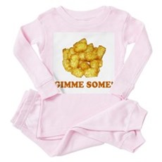 Gimme Some (of your tots)! Toddler Pink Pajamas