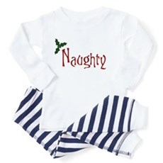 Naughty Toddler Pajamas