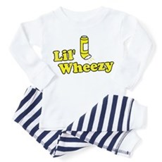 Lil' Wheezy Toddler Pajamas