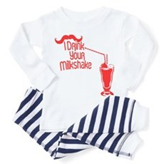 I Drink Your Milkshake Toddler Pajamas