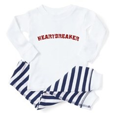 Heartbreaker Toddler Pajamas