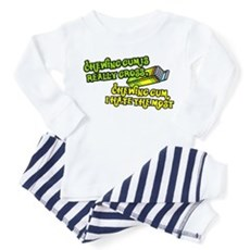 Chewing gum is really gross Toddler Pajamas