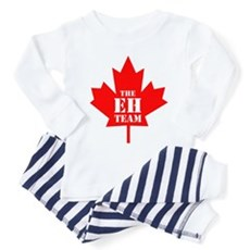 The Eh Team Toddler Pajamas