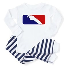 DJ Logo Toddler Pajamas