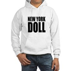 New York Doll Hooded Sweatshirt