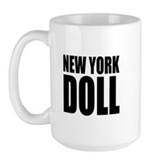 New York Doll Large Mug