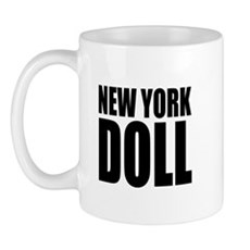 New York Doll Mug