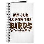 Job for the Birds Journal
