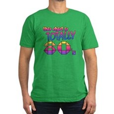 This Shirt is Totally 80's Mens Fitted Dark T-Shirt