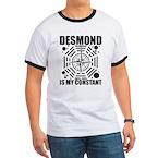 Desmond Is My Constant Ringer T