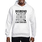 Desmond Is My Constant Hooded Sweatshirt
