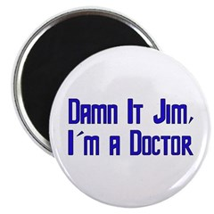 Damn It Jim, I'm a Doctor 2.25
