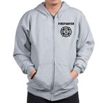 Firefighter Zipper Sweat Shirts