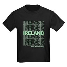 Have a Green Day Kids T-Shirt