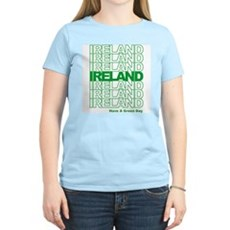 Have a Green Day Womens Light T-Shirt