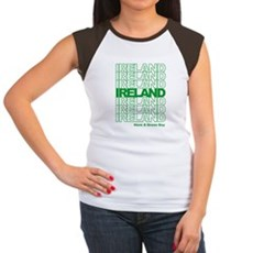 Have a Green Day Womens Cap Sleeve T-Shirt