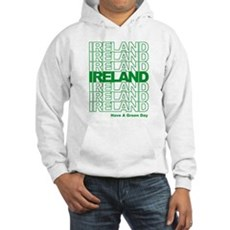 Have a Green Day Hooded Sweatshirt