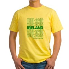 Have a Green Day Yellow T-Shirt