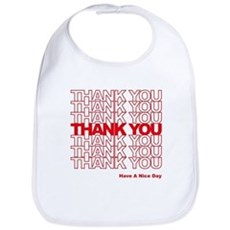 Thank You Bag Bib
