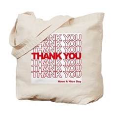 Thank You Bag Tote Bag