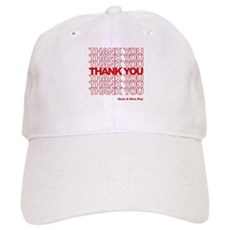 Thank You Bag Cap