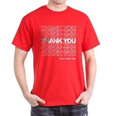 Thank You Bag T-Shirt