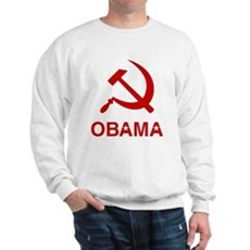 Socialist Obama Sweatshirt