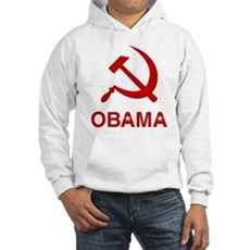 Socialist Obama Hooded Sweatshirt