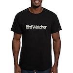 BirdWatcher Men's Fitted T-Shirt (dark)