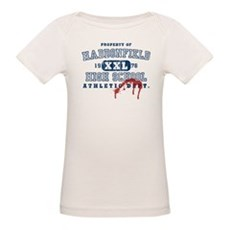 Property of Haddonfield High Organic Baby T-Shirt