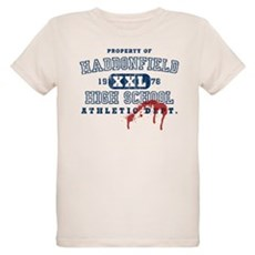 Property of Haddonfield High Organic Kids T-Shirt
