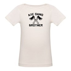 Axe Gang Brother Organic Baby T-Shirt