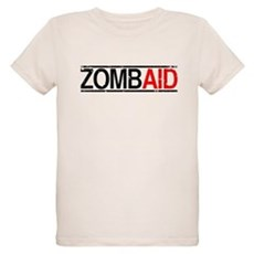 ZombAid Organic Kids T-Shirt