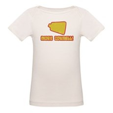 SNL More Cowbell Organic Baby T-Shirt