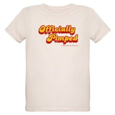 Officially Pimped Organic Kids T-Shirt