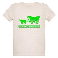 You have died Organic Kids T-Shirt